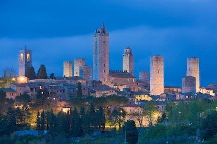 Dintorni - San Gimignano