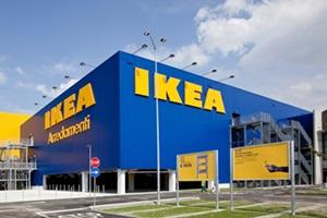 Dove siamo - Ikea Pisa 300 x 200